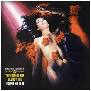 "BRUNO NICOLAI The Case Of The Bloody Iris 10"""