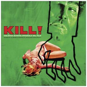 BERTO PISANO & JACQUES CHAUMONT Kill! (1972 Original Soundtrack) LP