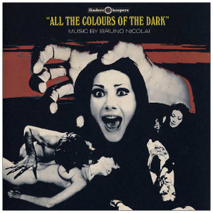 BRUNO NICOLAI All the Colours of the Dark LP