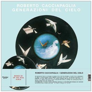 ROBERTO CACCIAPAGLIA Generazioni del Cielo 2LP+CD