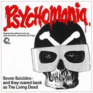 JOHN CAMERON Psychomania OST CD