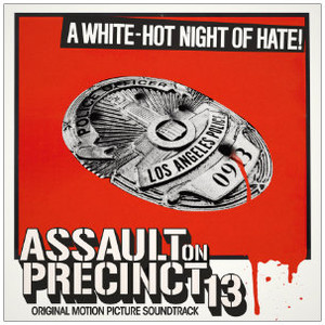 JOHN CARPENTER Assault On Precinct 13 (Original Soundtrack) CD