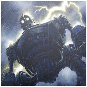 MICHAEL KAMEN The Iron Giant (Original Score) 2LP