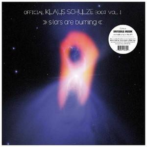 KLAUS SCHULZE Official Klaus Schulze Boot Vol. 1: Stars Are Burning 2LP