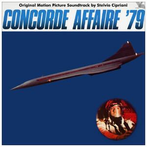 STELVIO CIPRIANI Concorde Affaire '79 2LP
