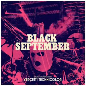VERCETTI TECHNICOLOR Black September LP