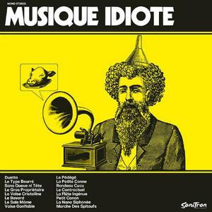 ROGER, ROGER Musique Idiote LP