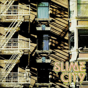 ROBERT TOMARO Slime City (Original Motion Picture Soundtrack) DELUXE LP