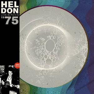 HELDON Live in Paris 1975 LP