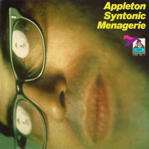 JON APPLETON & DON CHERRY Appleton Syntonic Menagerie / Human Music CD-R