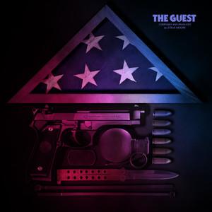 STEVE MOORE The Guest Original Motion Picture Soundtrack LP
