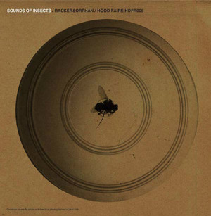 """RACKER & ORPHAN Sounds of Insects 10"""""""