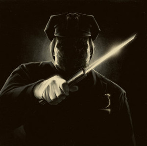 JAY CHATTAWAY Maniac Cop 2 (Original Motion Picture Soundtrack) LP