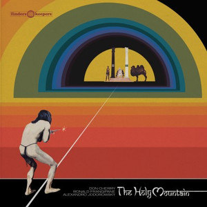 ALEJANDRO JODOROWSKY The Holy Mountain 2LP