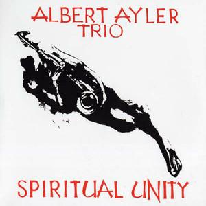 ALBERT AYLER TRIO Spiritual Unity LP
