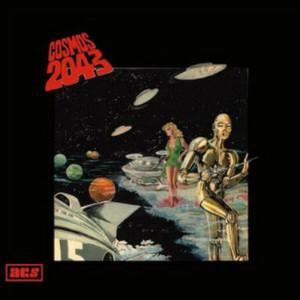 BERNARD FEVRE Cosmos 2043 LP
