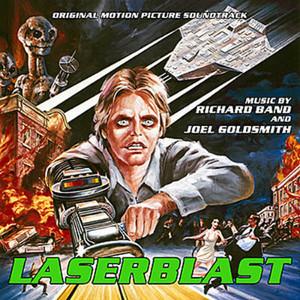 RICHARD BAND & JOEL GOLDSMITH Laserblast Soundtrack CD