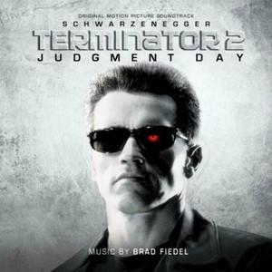 BRAD FIEDEL Terminator 2 Judgement Day 2LP