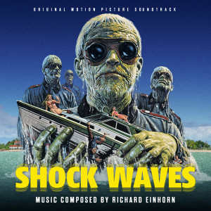 RICHARD EINHORN Shock Waves Original Motion Picture Soundtrack CD