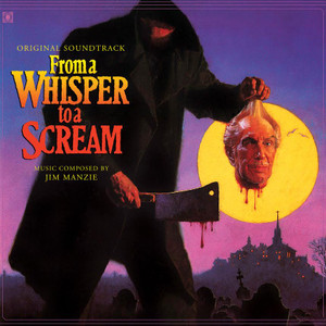JIM MANZIE From A Whisper To A Scream LP