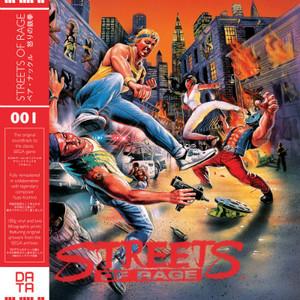YUZO KOSHIRO Streets Of Rage (Red Vinyl) LP