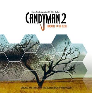 PHILLIP GLASS Candyman II (Original 1995 Motion Picture Soundtrack) DELUXE LP