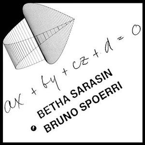 BRUNO SPOERRI AND BETHA SARASIN AX+BY+CZ+D=0 (aka Kunst Am Computer) LP