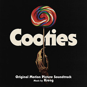 KRENG Cooties (Original Soundtrack Album) CD