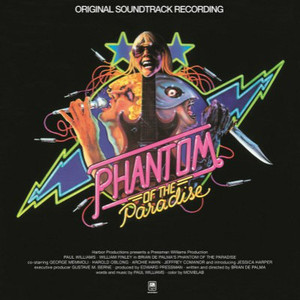 PAUL WILLIAMS Phantom Of The Paradise (Original Motion Picture Soundtrack) LP