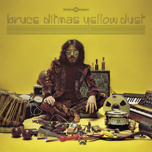 BRUCE DITMAS Yellow Dust LP