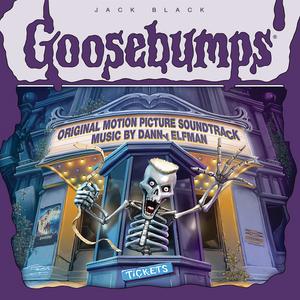 DANNY ELFMAN Goosebumps 2LP