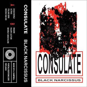 CONSULATE Black Narcissus CS