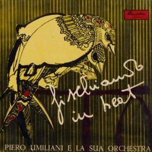 PIERO UMILIANI Fischiando in beat LP+CD
