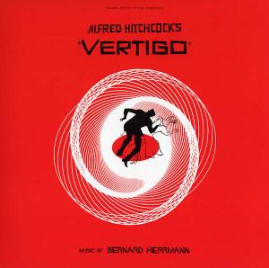 BERNARD HERRMANN Vertigo LP