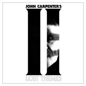 JOHN CARPENTER Lost Themes II (Purple & White Swirl Vinyl) LP