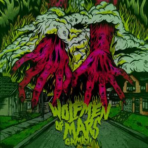 WOLFMEN OF MARS Gamisu (Transparent Purple) LP