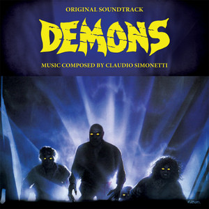 CLAUDIO SIMONETTI Demons Original Soundtrack: 30th Anniversary Limited (Green Vinyl + Poster)  LP
