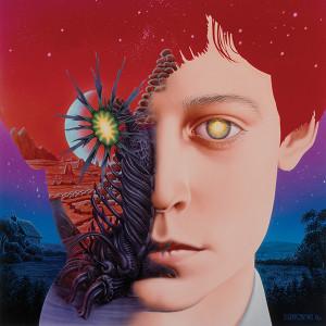 ALEX BARNETT Chew From The Mind LP