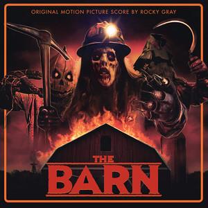 ROCKY GRAY The Barn - Original Motion Picture Score LP