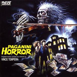 VINCE TEMPERA Paganini Horror CD