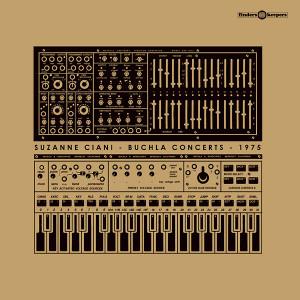 SUZANNE CIANI Buchla Concerts 1975 LP