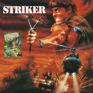 DETTO MARIANO: Striker (Film Sonoro) LP