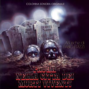 FABIO FRIZZI: Paura Nella Città Dei Morti Viventi / City Of The Living Dead LP