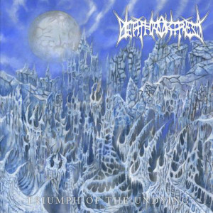 DEATH FORTRESS: Triumph Of The Undying LP