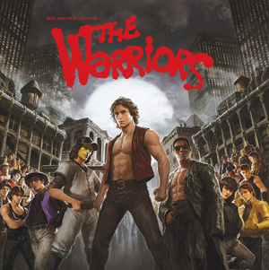 V/A: The Warriors (Deluxe 1979 Original Soundtrack & Score) 2LP
