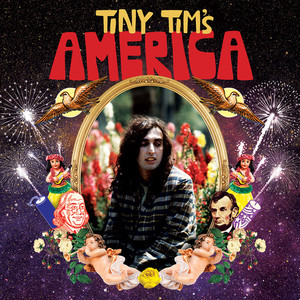 TINY TIM: Tiny Tim's America LP