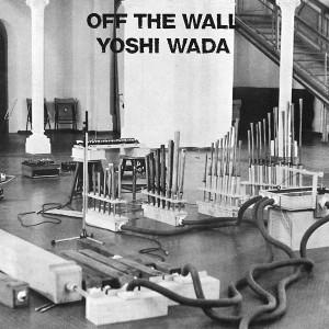 YOSHI WADA: Off The Wall LP