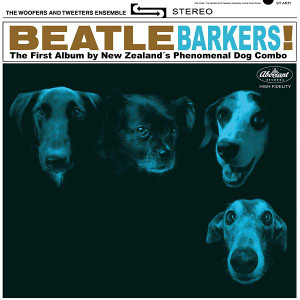 WOOFERS AND TWEETERS ENSEMBLE, THE: Beatle Barkers LP