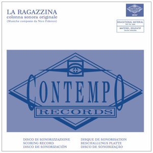 NICO FIDENCO: La Ragazzina (1974 Original Soundtrack) LP