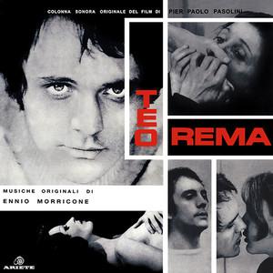 ENNIO MORRICONE: Teorema (1968 Original Soundtrack) LP